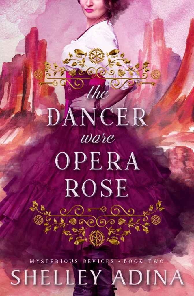 The Dancer Wore Opera Rose