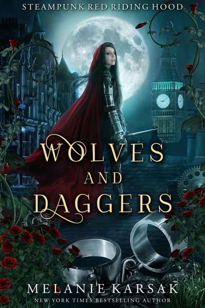 Wolves and Daggers Cover