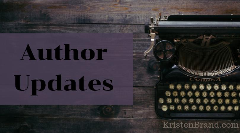 Author Updates