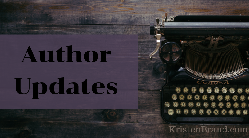 Author Updates