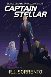 Captain Stellar Cover