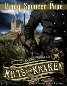 Kilts and Kraken Cover