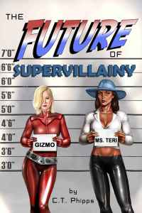 The Future of Supervillainy Cover
