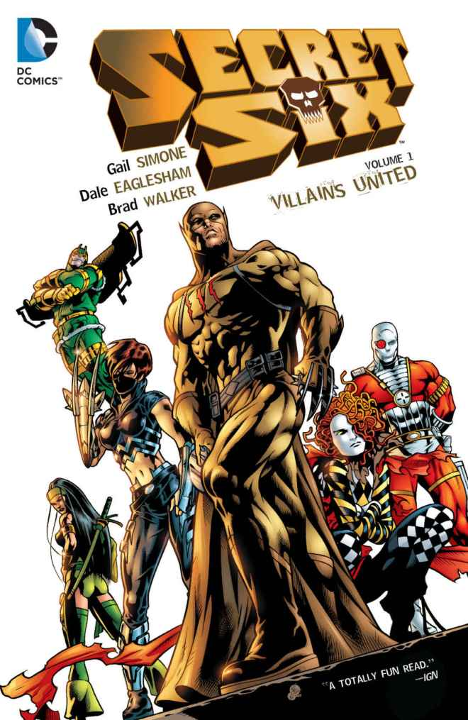 Secret Six Cover