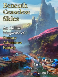 Beneath Ceaseless Skies Cover