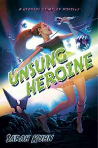 Unsung Heroine Cover