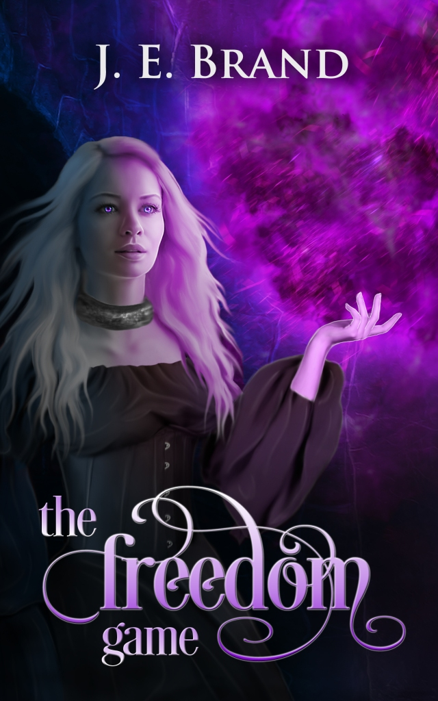 The Freedom Game Cover