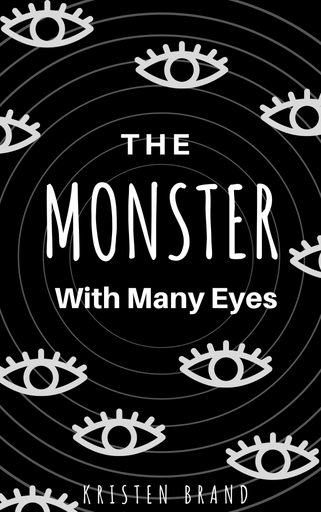 The Monster with Many Eyes Cover
