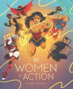 DC Women of Action Cover
