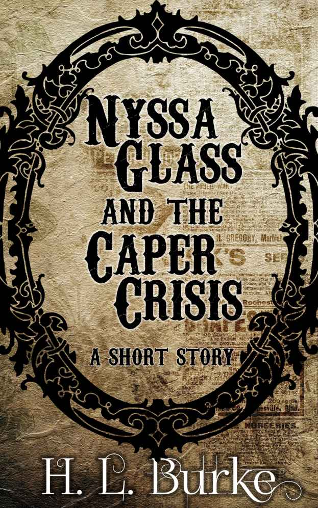 Nyssa Glass Cover