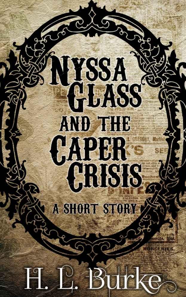 Nyssa Glass Cover