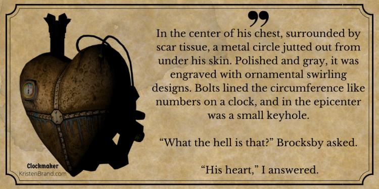 Clockmaker Book Quote 2