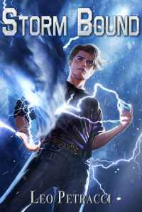 Storm Bound Cover