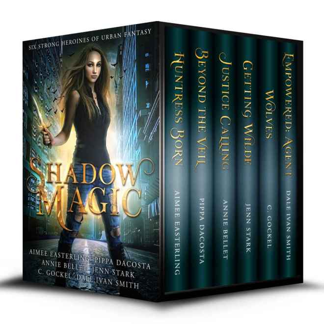 Shadow Magic Cover