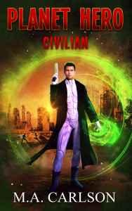 Planet Hero Cover