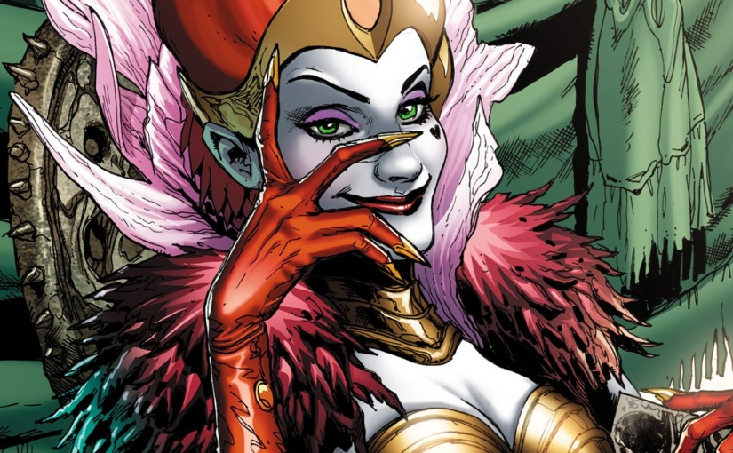 Why the Queen of Fables is the most Underrated DC Supervillain