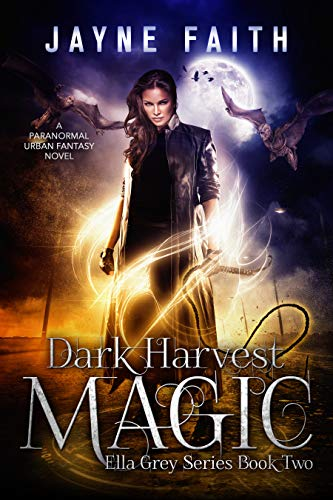 Dark Harvest Magic Cover