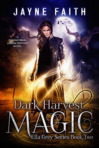 Dark Harvest Magic Cover
