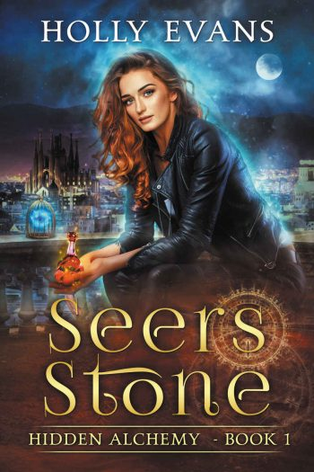 Seers Stone Cover