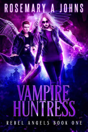 Vampire Huntress Cover