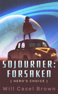 Sojourner Forsaken Cover