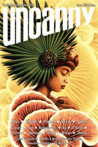 Uncanny Magazine Cover