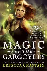 Magic of the Gargoyles Cover