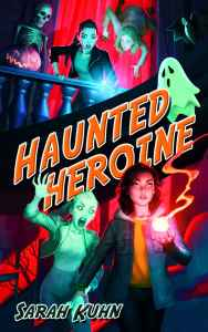Haunted Heroine Cover