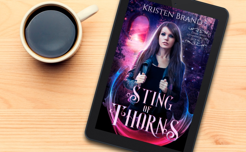 Sting of Thorns is out now!