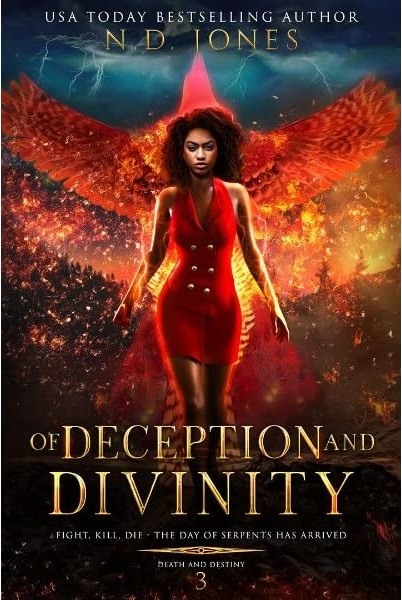 Of Deception and Divinity Cover