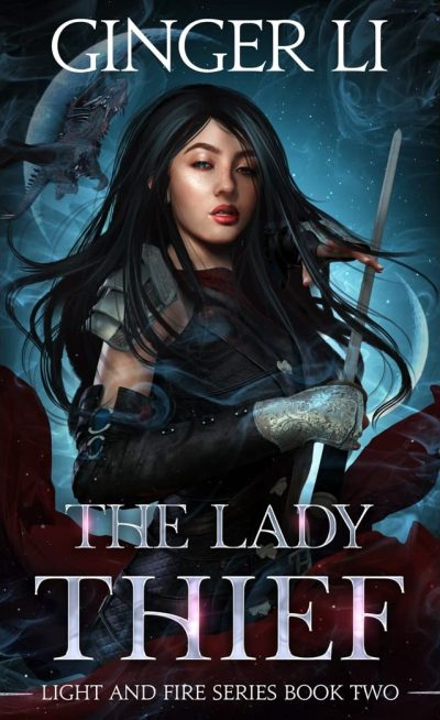 The Lady Thief Cover