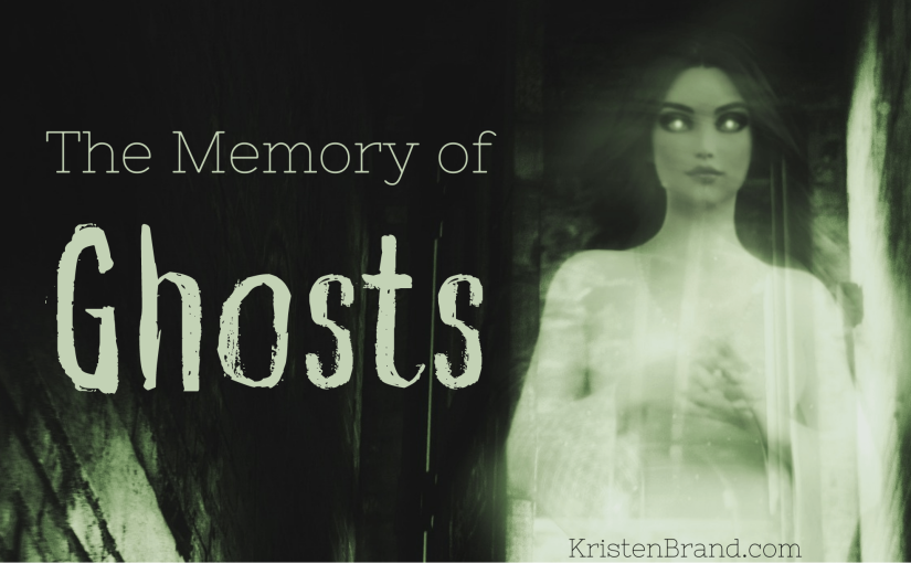 The Memory of Ghosts: A Halloween Urban Fantasy Serial (Part 2)
