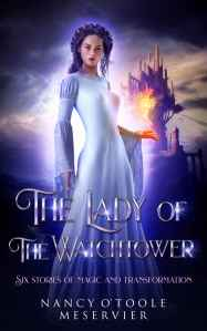 The Lady of the Watchtower Cover