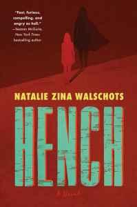 Cover of superhero novel Hench