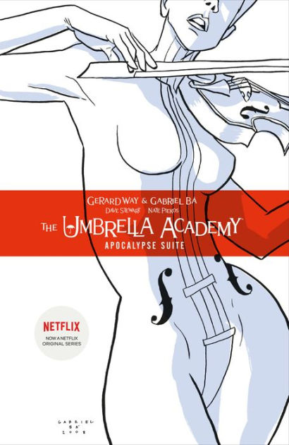 Umbrella Academy Graphic Novel
