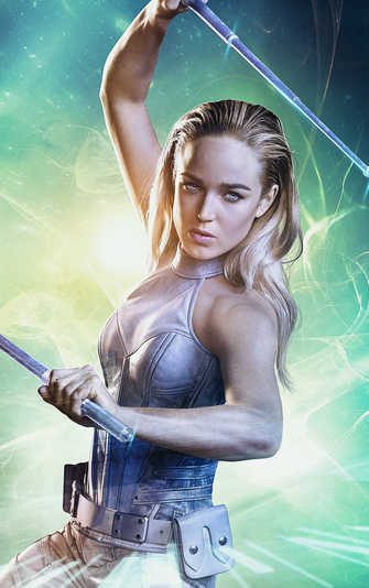 Sara Lance from Legends of Tomorrow