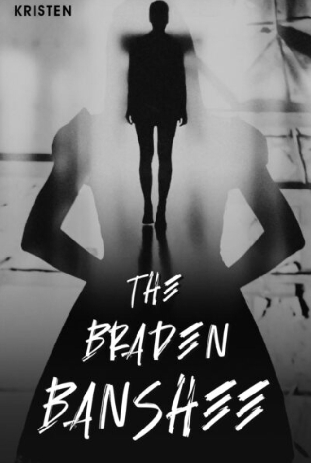 Cover for gothic horror story The Braden Banshee, an immersive story on the app Plop.