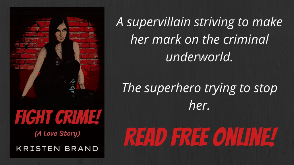 Fight Crime! (A Love Story) Promo