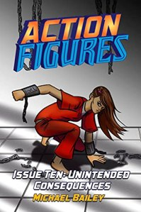 Action Figures Issue 10 Cover
