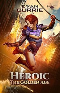 Heroic: The Golden Age cover