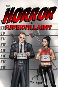 The Horror of Supervillainy Cover