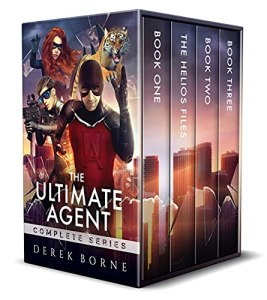 The Ultimate Agent Complete Series Box Set